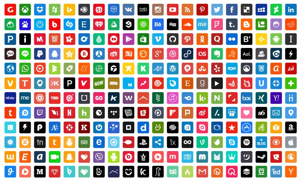 250-Free-Premium-Vector-Social-Media-Icons-2016-3