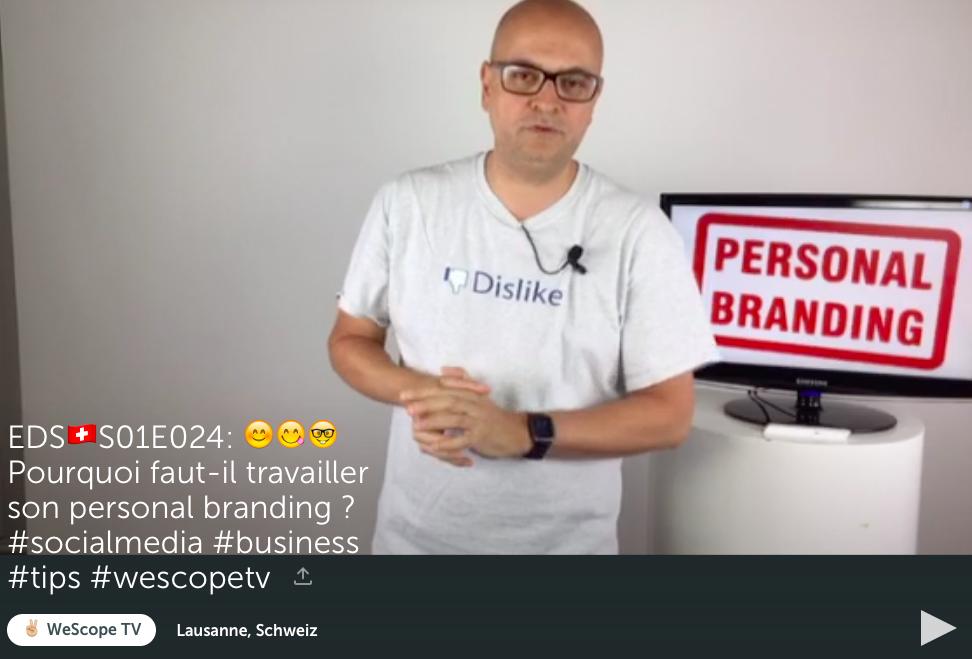 Travailler son personal branding